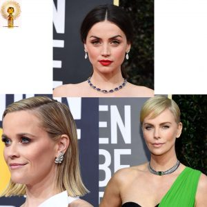 golden globes tiffany and co