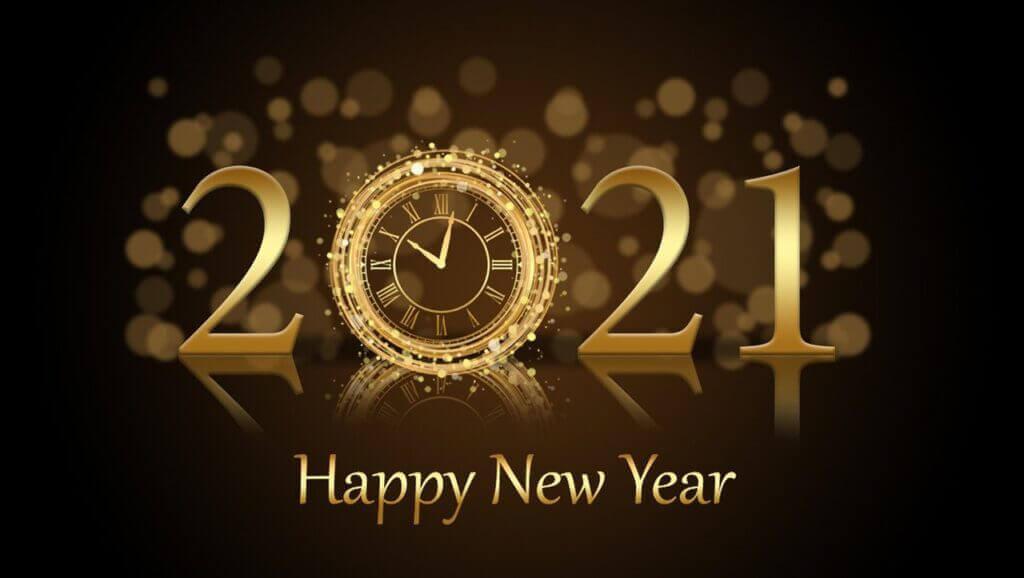 2021 yeni yıl yazılar