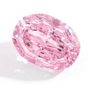 sothebys pink diamond