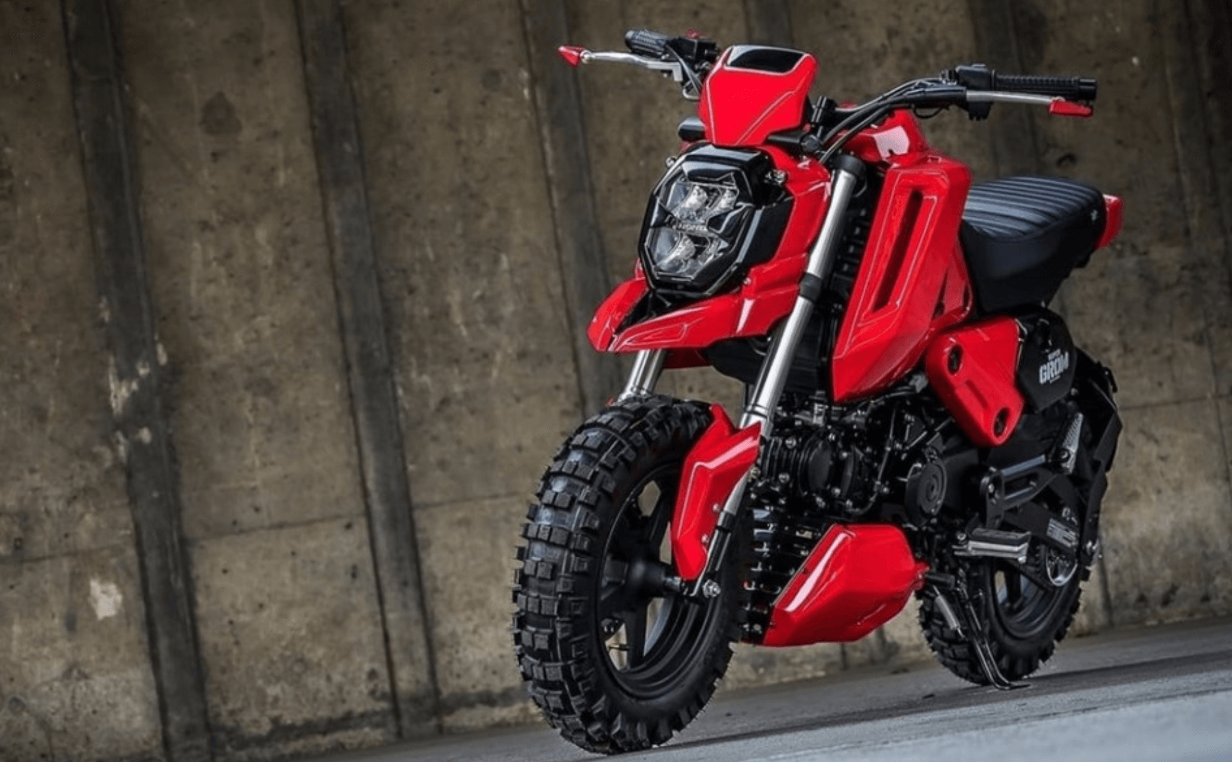 K-SPEED SUPER GROM MOTORSİKLET foto