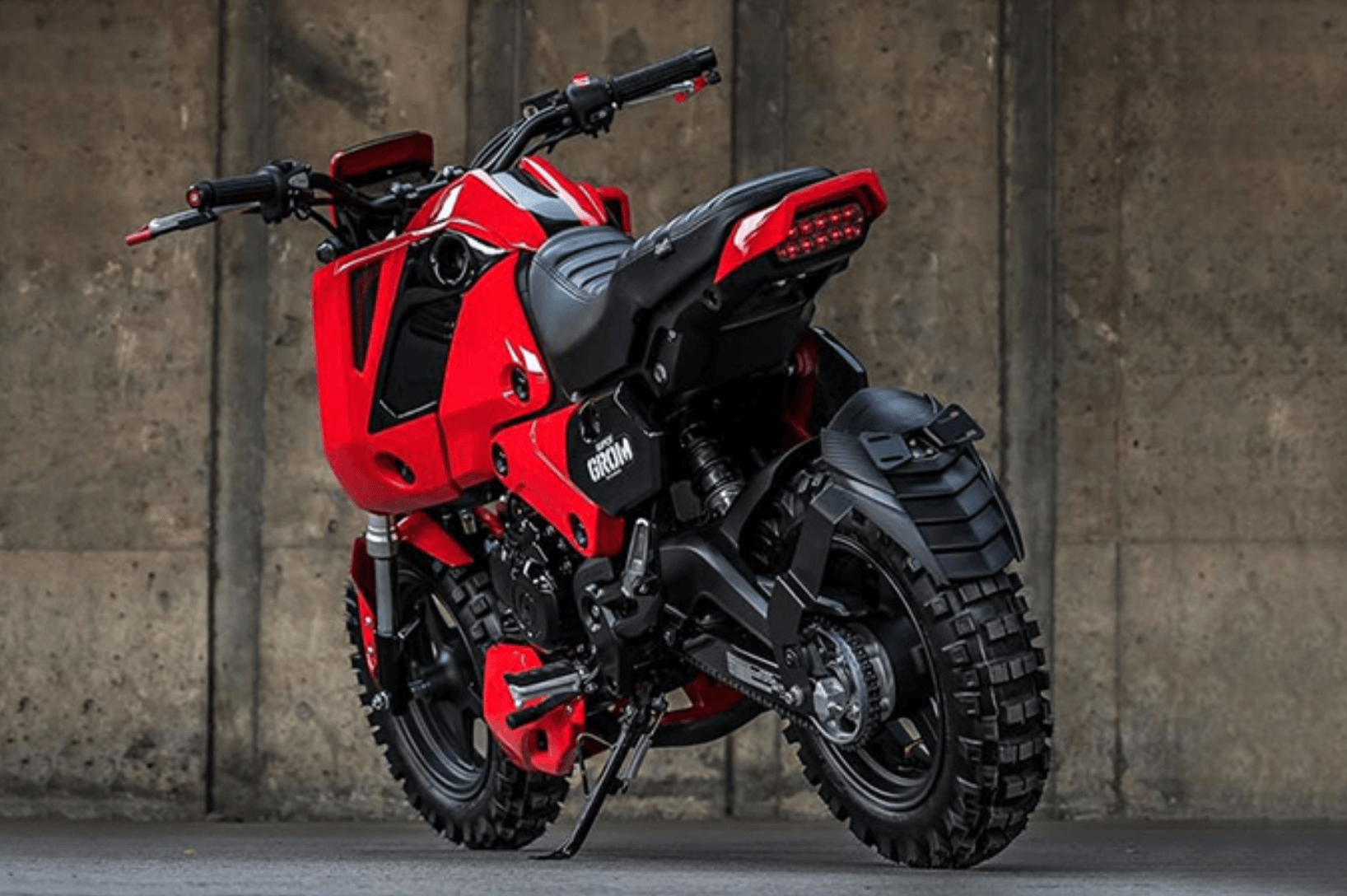 K-SPEED SUPER GROM MOTORSİKLET bilgi