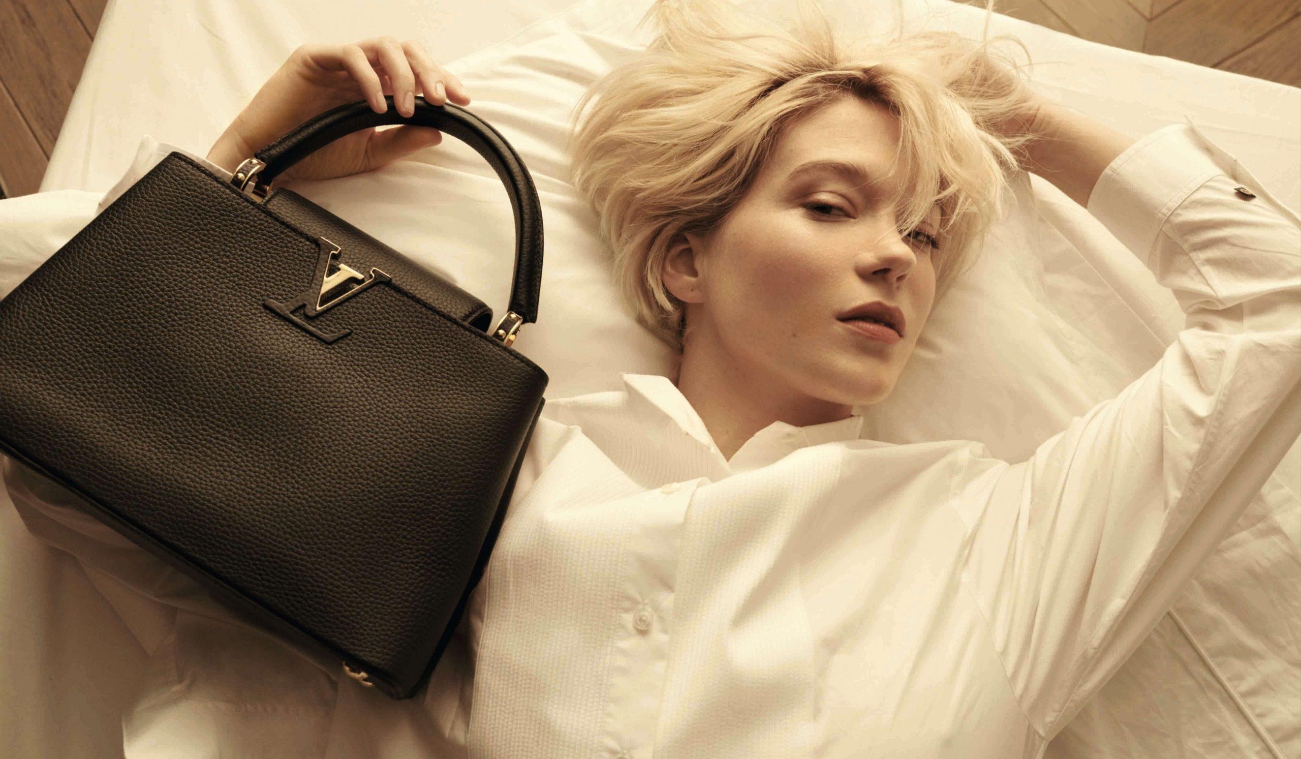 Louis Vuitton, Capucines koleksiyonuna adanmış yeni kampanya bilgi