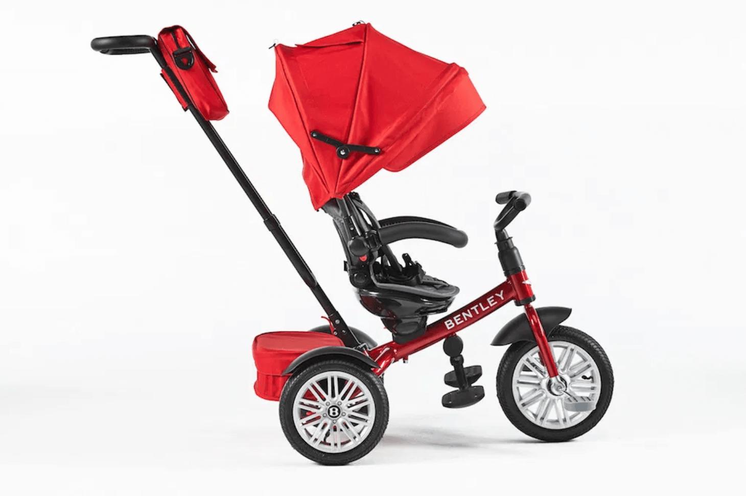Bentley bebek arabası fotoğraf
