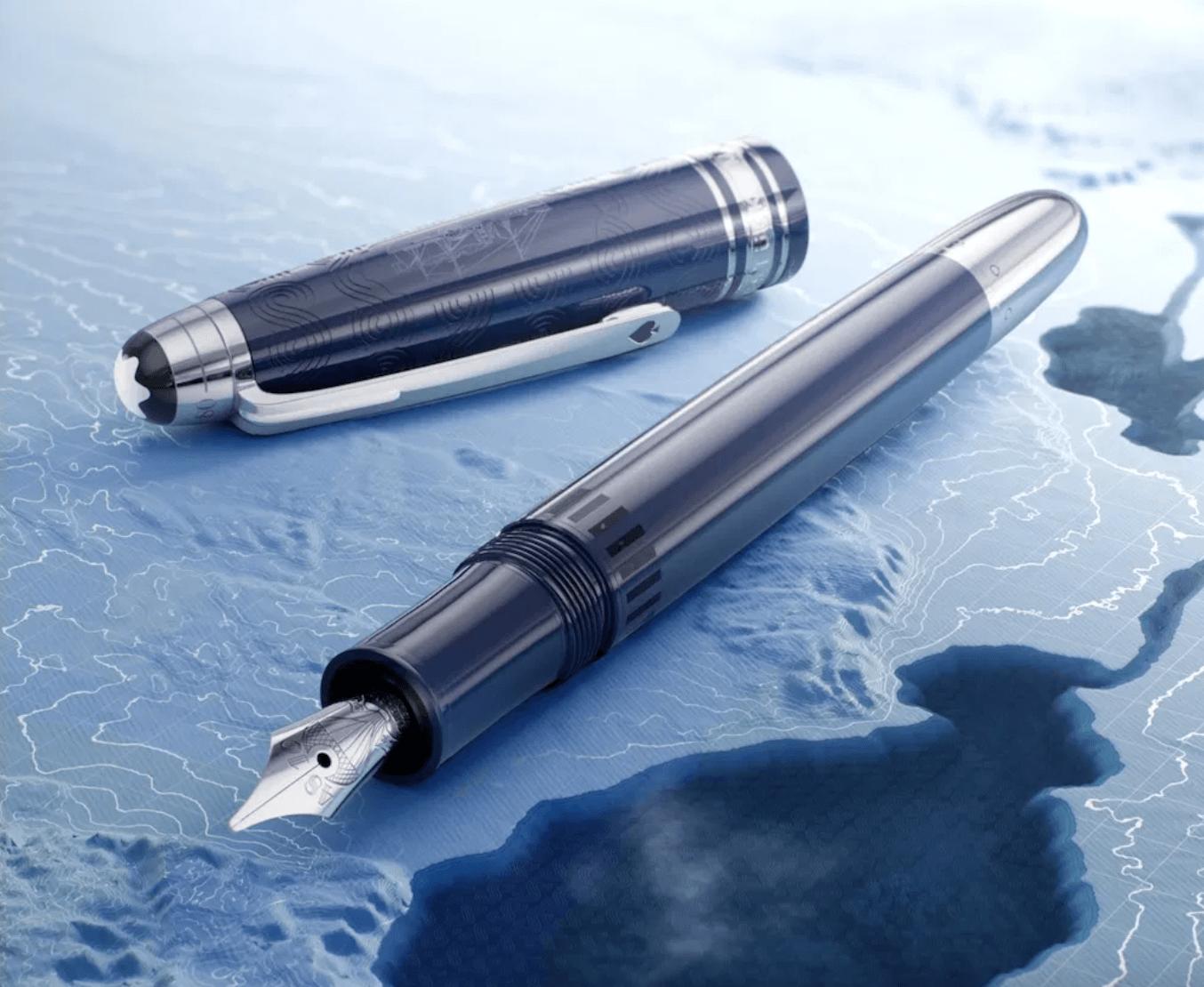 MONTBLANC MEISTERSTUCK kalem hakkında bilgi